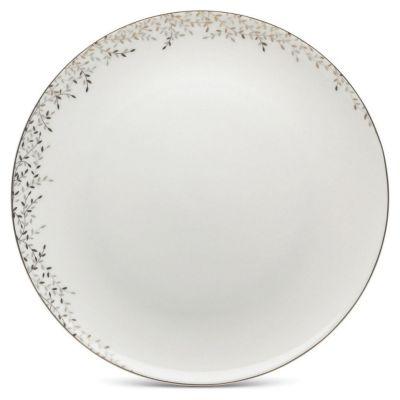 Mikasa® Shimmer Vine Dinner Plate