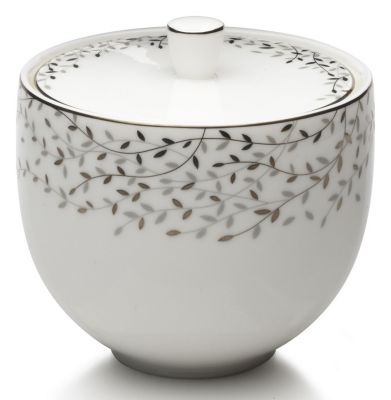 Mikasa® Shimmer Vine Covered Sugar Bowl