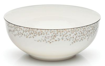 Mikasa® Shimmer Vine Vegetable Bowl