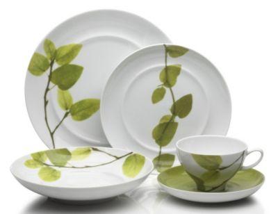 Mikasa® Daylight Porcelain 5-Piece Place Setting