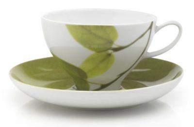 Mikasa® Daylight Teacup & Tea Saucer