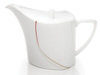 Mikasa® Modernist Red 35 oz. Tea Server