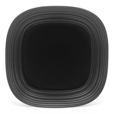 Mikasa® Swirl Square Black 12