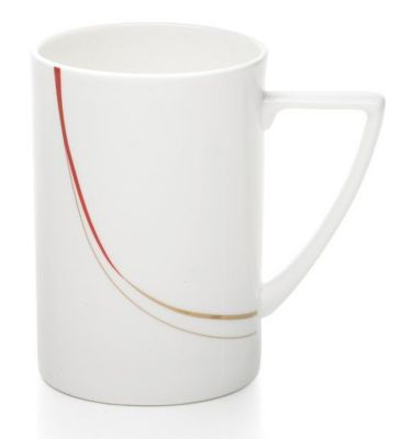 Mikasa® Modernist Red 13 oz. Mug