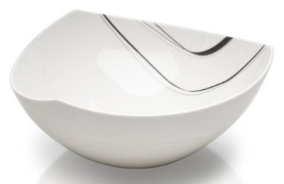 Mikasa® Modernist Black Vegetable Bowl