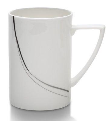Mikasa® Modernist Black 13 oz. Mug