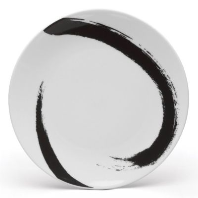 Mikasa® Brushstroke Accent Plate - 1 Left 1 Right Longer