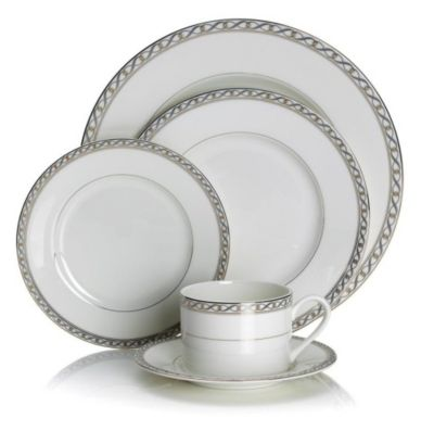 Mikasa® Infinity Band 5-Piece Place Setting