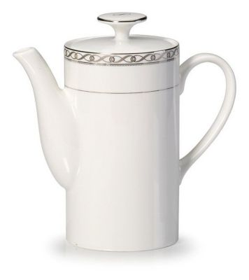 Mikasa® Infinity Band Teapot with Lid