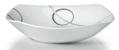 Mikasa® Geometric Circles 9½