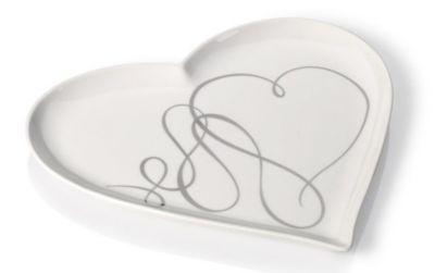 Mikasa® Love Story Dessert Platter