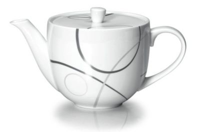 Mikasa® Geometric Circles 34 oz Tea Server