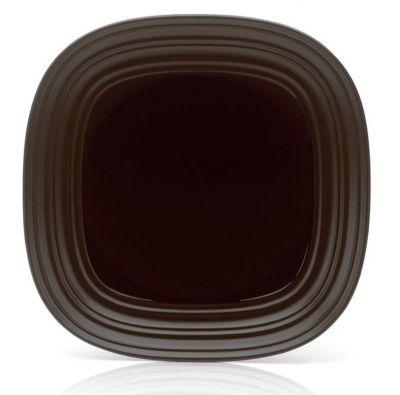 Mikasa® Swirl Square Chocolate 8½