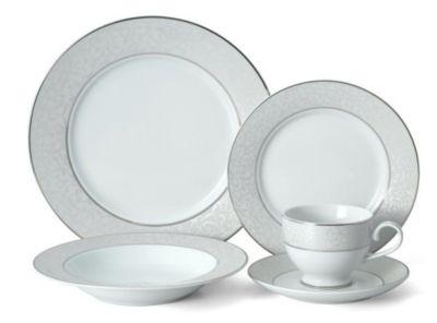 Mikasa® Parchment 20 Piece Dinnerware Set