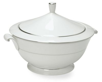 Mikasa® Gothic Platinum Covered Casserole Dish
