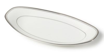 Mikasa® Gothic Platinum Butter Tray