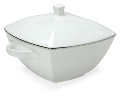 Mikasa® Couture Platinum Covered Casserole
