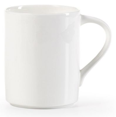 Mikasa® Elegance White 11 oz. Mug