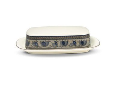 Mikasa® Arabella Covered Butter Tray