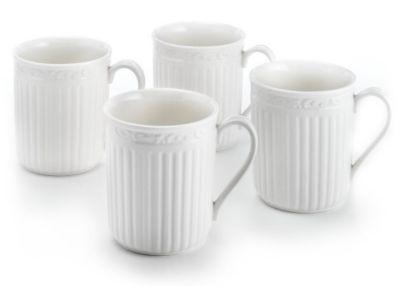 Mikasa® Italian Countryside Mugs - Set of 4