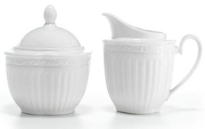 Mikasa® Italian Countryside Sugar Bowl & Creamer Set