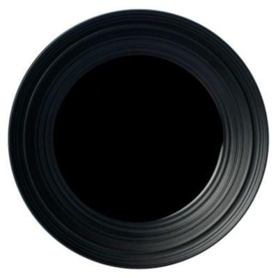 Mikasa® Swirl Black 11¼