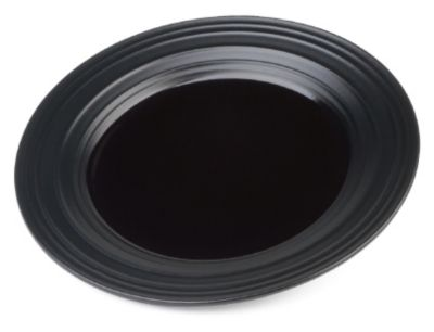 Mikasa® Swirl Black 8¾