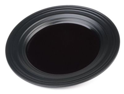Mikasa® Swirl Black 6¾