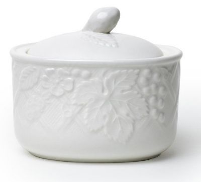 Mikasa® English Countryside Covered Sugar Bowl
