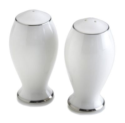 Mikasa® Cameo Platinum Fine China Salt & Pepper Shakers