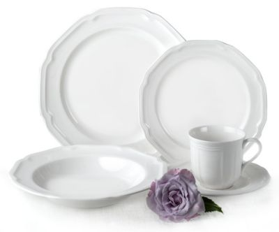 Mikasa® Antique White Fine China 5-Piece Place Setting