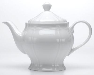 Mikasa® Antique White Fine China 48 oz. Tea Server
