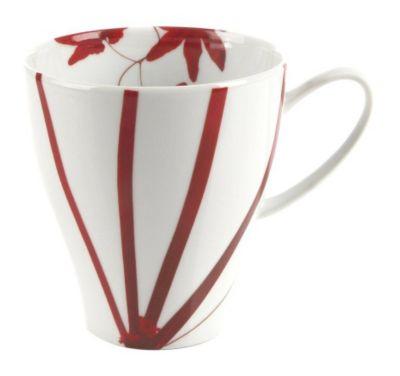 Mikasa® Pure Red 12 oz. Mug