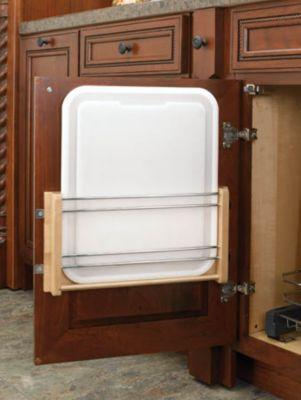 Door-Mount Polyethylene Cutting Board