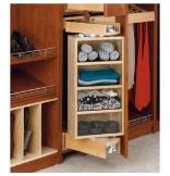 Storage Wood Closet Armoire
