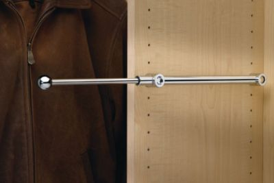 Designer Series Valet Rod - Chrome