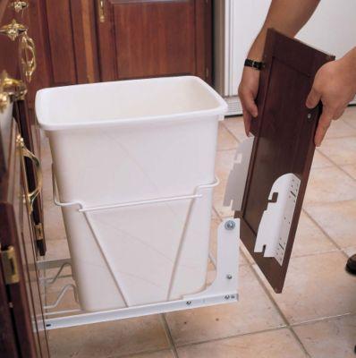 Heavy Duty Door Mount Kit - White