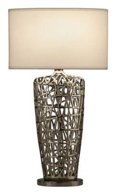 Bird's Nest Heart Table Lamp