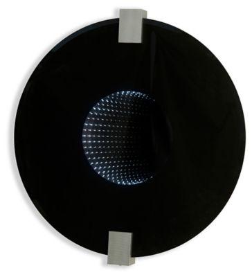 Stealth Console Mirror Round