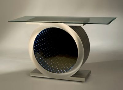 Vortex Infinity Console Table