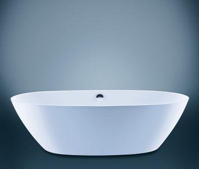 Alissa 2 Oval Soaker Tub