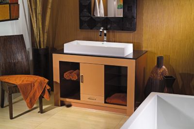 Wymara Double Lavatory Sink