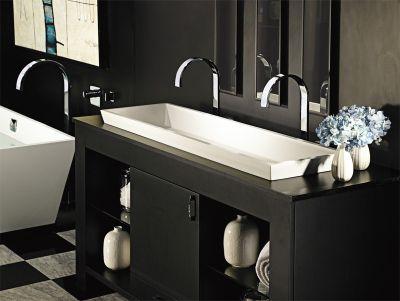 Petra Double Lavatory Sink