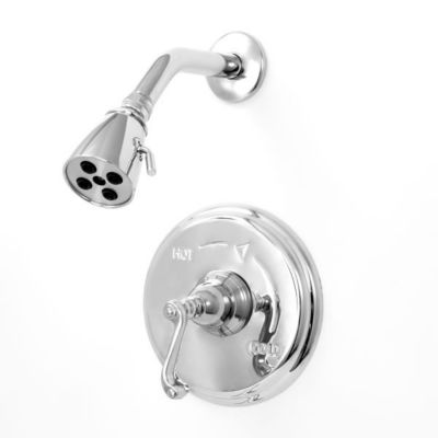 Hampshire Complete Pressure-Balanced Shower Set