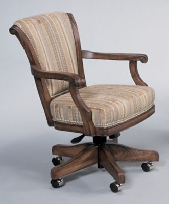Classic Oak Game Chair