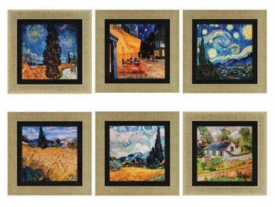 Van Gogh - Set of 6