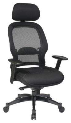 Professional Deluxe Breathable Mesh Back Chair