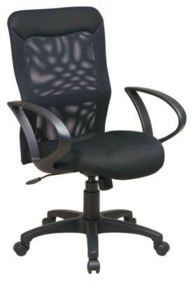 Mesh Screen Back & Mesh Seat Chair