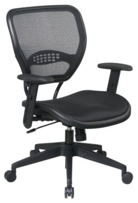 AirGrid Seat & Back Deluxe Task Chair