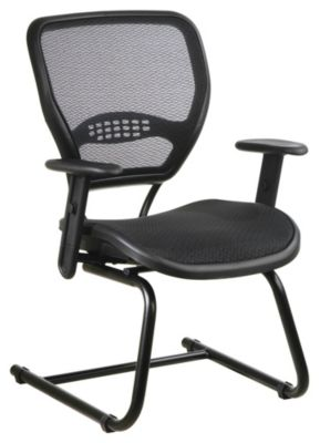 AirGrid Seat & Back Deluxe Visitors Chair